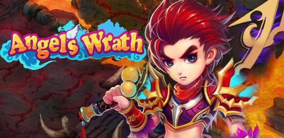 Angels Wrath mmorpg game