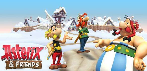 Asterix & Friends mmorpg game