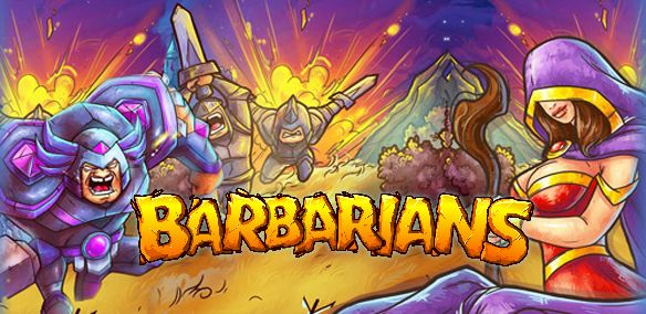 Barbarians mmorpg game
