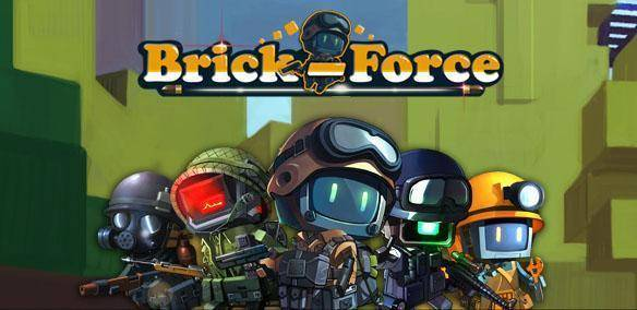 Brick-Force mmorpg game