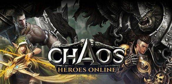 Chaos Heroes Online mmorpg game