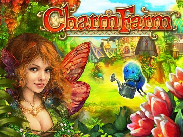 Charm Farm mmorpg game