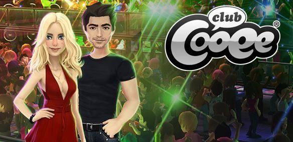 jogo club cooee gratis