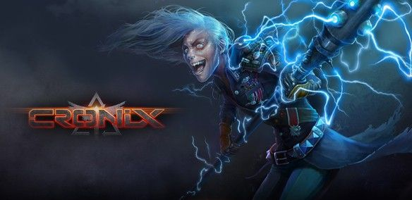 CroNix Online mmorpg game