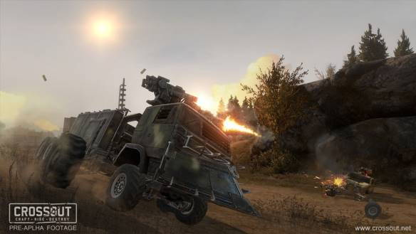 Crossout mmorpg game