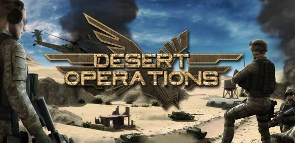 Desert Operations mmorpg game