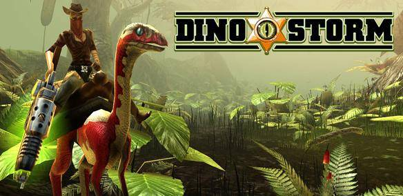 Dino Storm mmorpg game