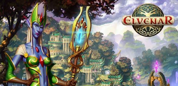 Elvenar mmorpg game