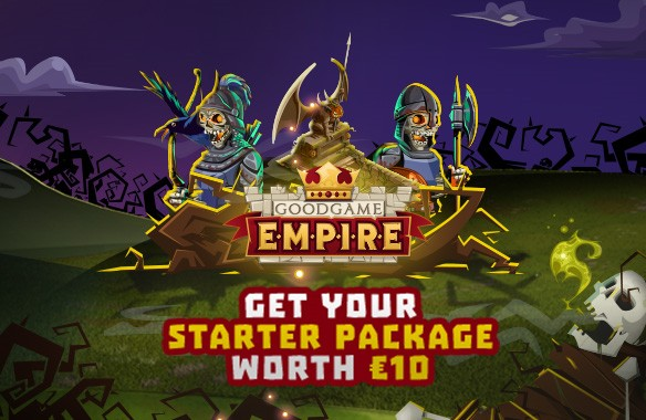 GoodGame Empire mmorpg game