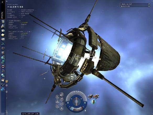 EVE Online mmorpg game