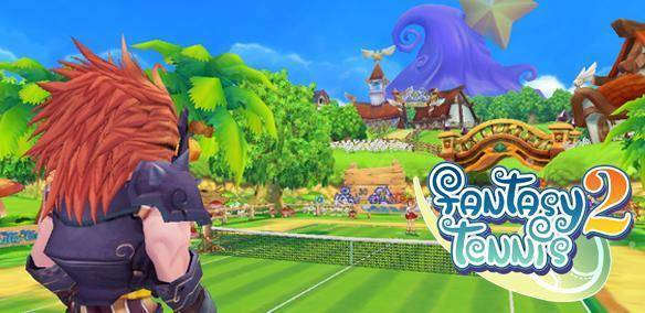 Fantasy Tennis mmorpg game