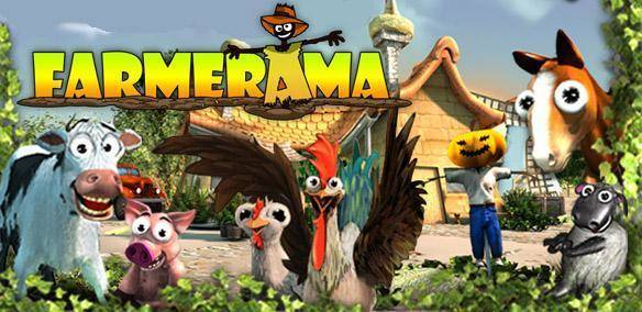 Farmerama mmorpg game