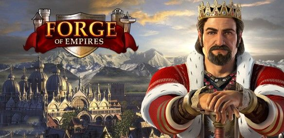 Forge of Empires mmorpg game