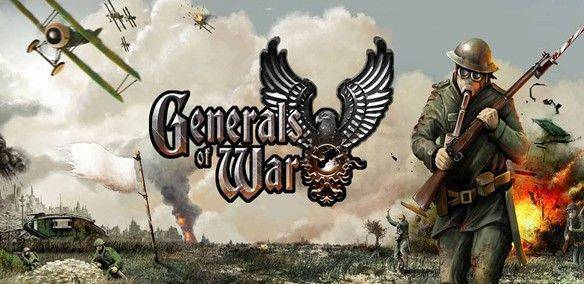 Generals of War mmorpg game