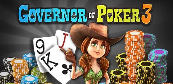 Governor of Poker 3 mmorpg game