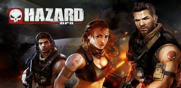 Hazard Ops mmorpg game