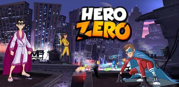 Hero Zero mmorpg game