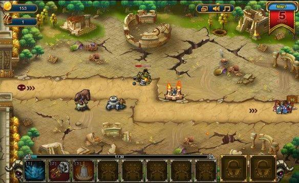 Heroes of the Banner mmorpg game