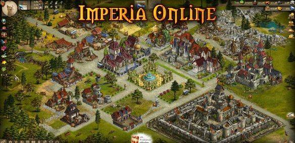 Imperia Online mmorpg game