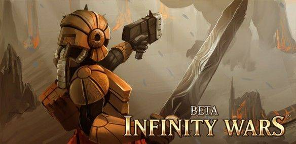 Infinity Wars mmorpg game