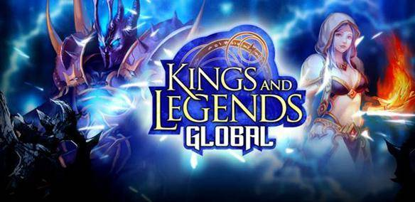 Kings and Legends mmorpg game