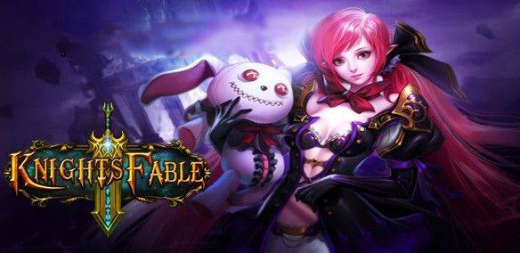 Knight's Fable mmorpg game