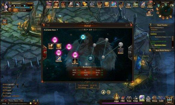 League of Angels mmorpg game
