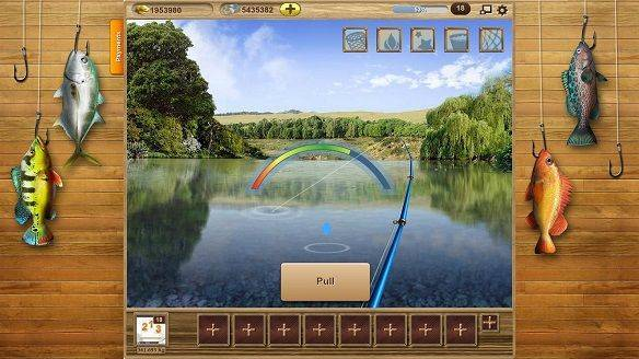 Let's Fish mmorpg game