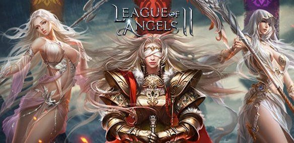 League of Angels II mmorpg game