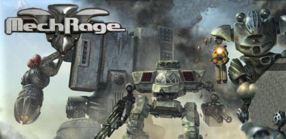 MechRage mmorpg game