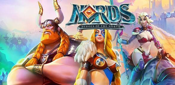 Nords: Heroes of the North mmorpg game