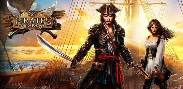 Pirates: Tides of Fortune mmorpg game