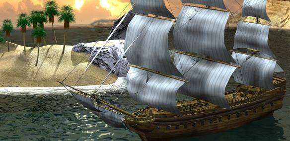 Seafight mmorpg game