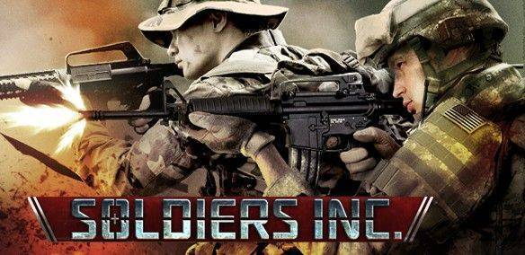 Soldiers Inc mmorpg game