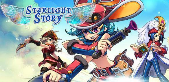 Starlight Story mmorpg game