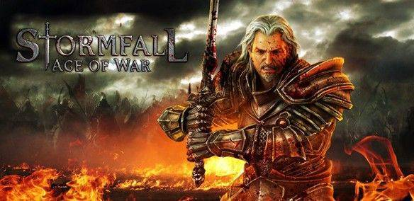 Storm Fall: Age of War mmorpg game