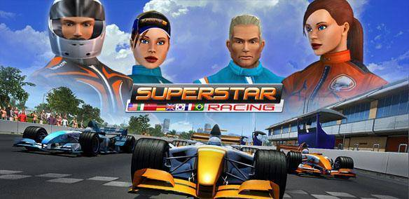 Superstar Racing mmorpg game