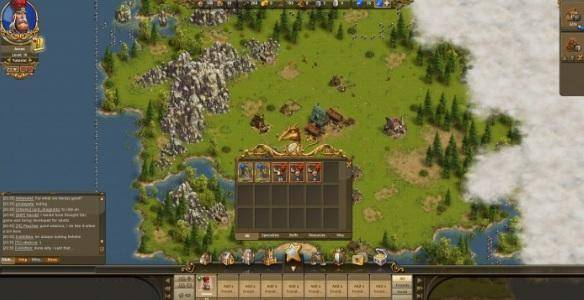 The Settlers Online mmorpg game