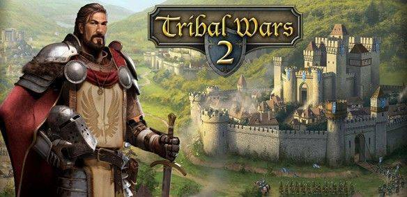 Tribal Wars 2 mmorpg game