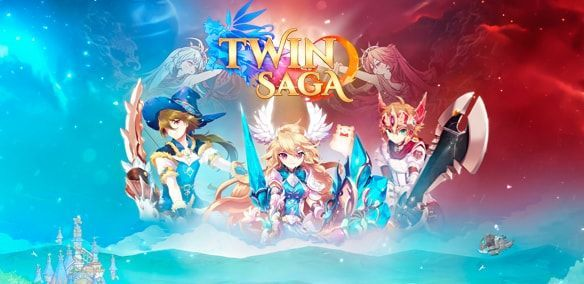 Twin Saga mmorpg game