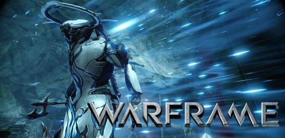 Warframe mmorpg game