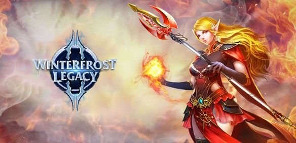 Winterfrost Legacy mmorpg game