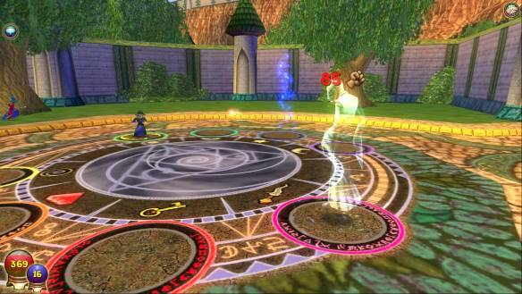 Wizard101 mmorpg game